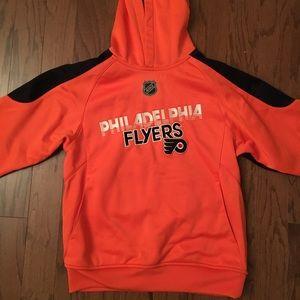 Boy's Philadelphia Flyers Hoodie